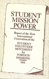 "Cover of the book ""Student Mission Power"" at MissionBooks.org"