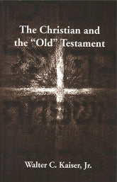 "Cover of the book ""The Christian and the Old Testament"" at MissionBooks.org"