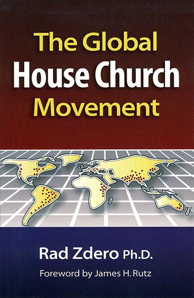 "Cover of the book ""The Global House Church Movement: "" at MissionBooks.org"