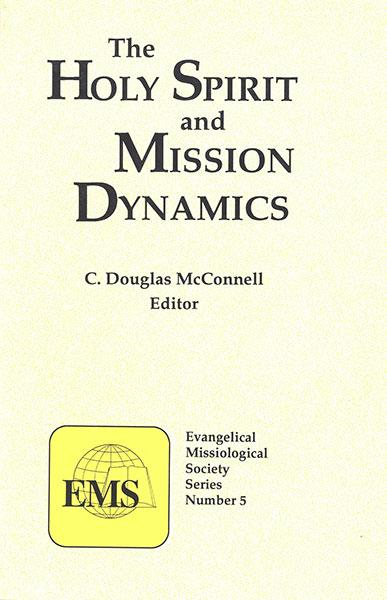 "Cover of the book ""The Holy Spirit and Mission Dynamics (EMS 5): "" at MissionBooks.org"