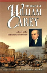 "Cover of the book ""The Legacy of William Carey"" at MissionBooks.org"