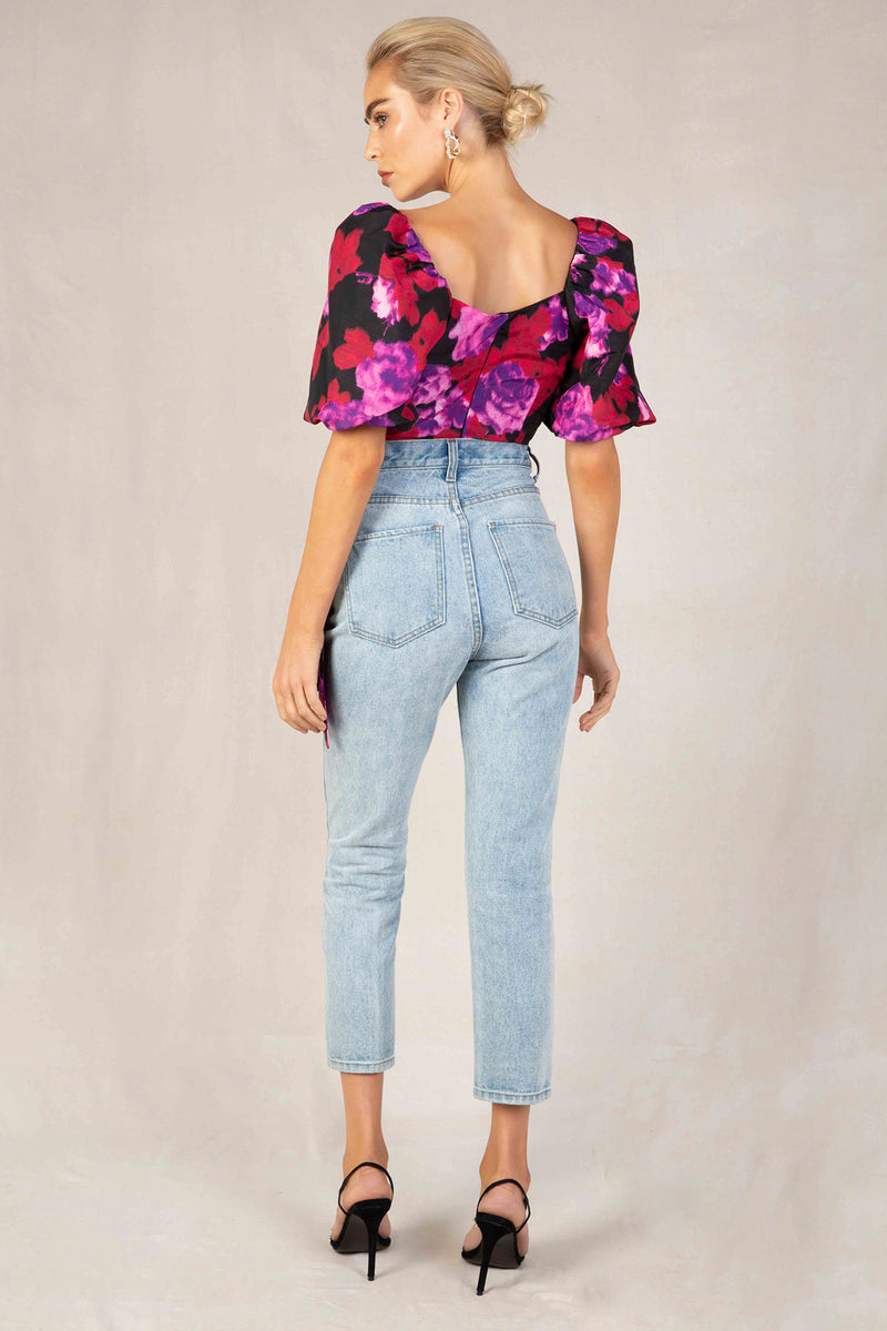 AUBRIELLA CROP TOP