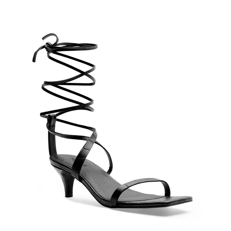 GLORIA LEATHER SANDAL