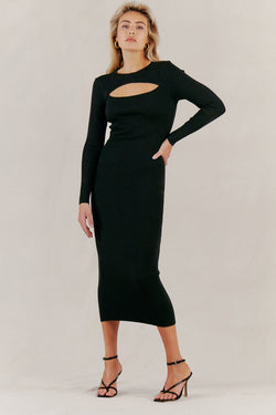 NARCISSA KNIT DRESS