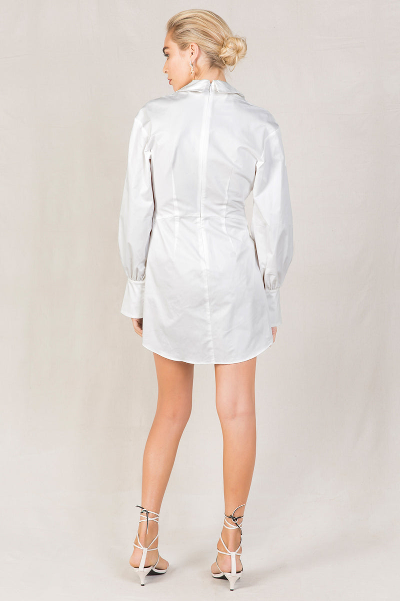 NARLA SHIRT DRESS