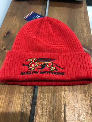 Gryphon Champion Unisex Ribbed Toque