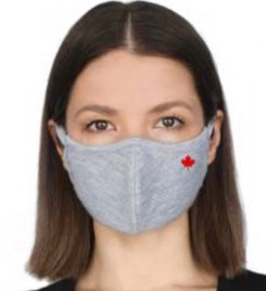 Red Leaf Premium Bamboo/Cotton 2 ply lightweight Face Mask