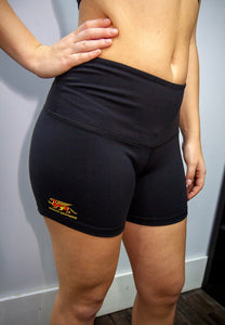 Gryphon High Waist Shorts