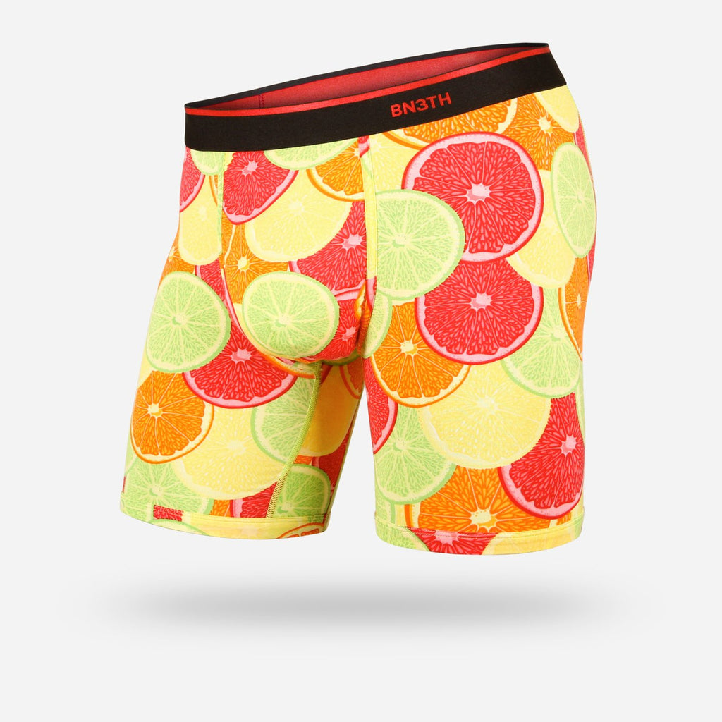 BN3TH Classic Boxer Brief- Print Citrus