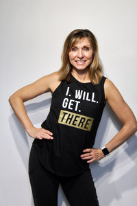 I Will Get There Sleeveless Tank ADULT