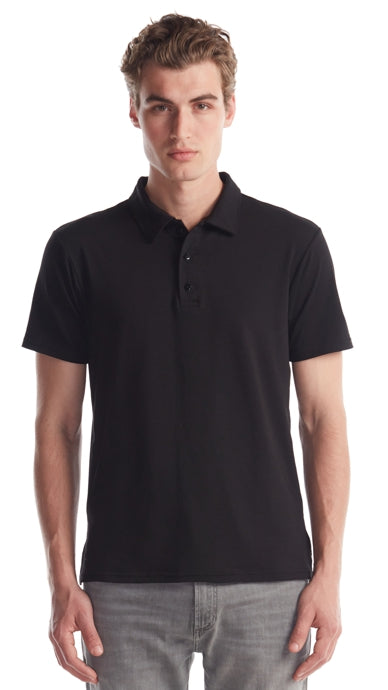 Mens Bamboo Stretch Polo Golf Shirt