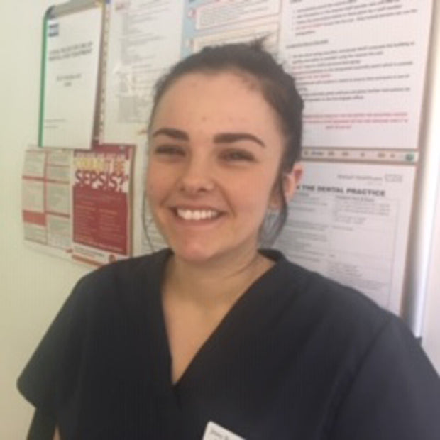 Jenny Buckley – Trainee Dental Nurse