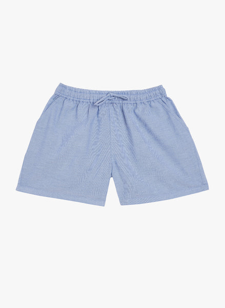 Fabnest girls chambray cotton shorts