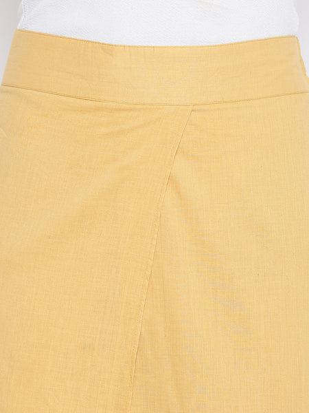 Fabnest women dhoti salwar in cotton