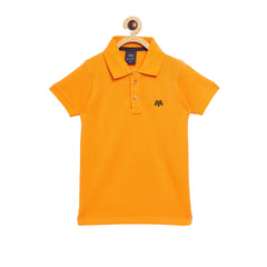 Moppet boys basic polo tshirt