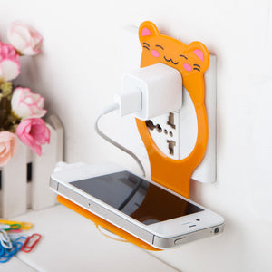 Foldable Mobile Phone MP3 Wall Charger