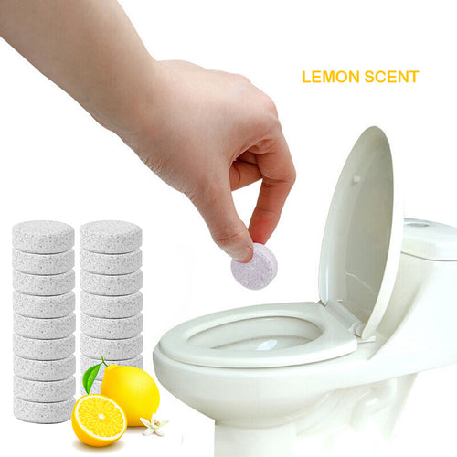 Lemon Effervescent Spray Cleaner