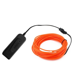 Halloween  Glow EL Wire Cable