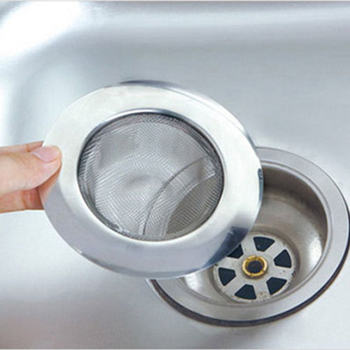 Stainless steel kitchen appliances sewer filter