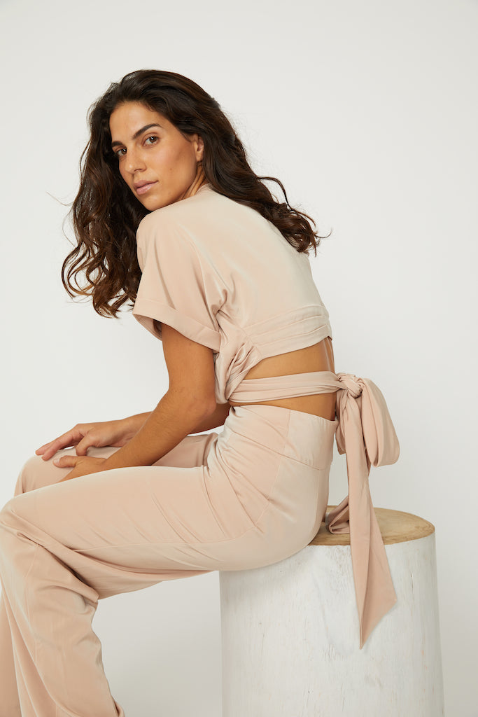 Diaz Top & Pants Set - ZEKA MANFRED
