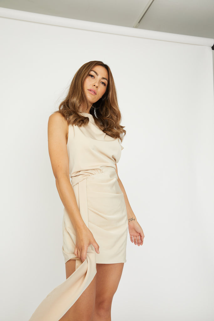 Aniston Dress - ZEKA MANFRED