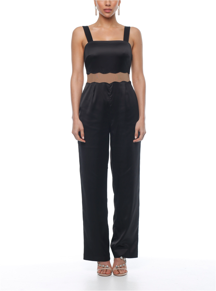 Scarlett Wide Leg Jumpsuit - ZEKA MANFRED