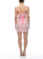 Suki Dress - Strawberries & Cream - ZEKA MANFRED