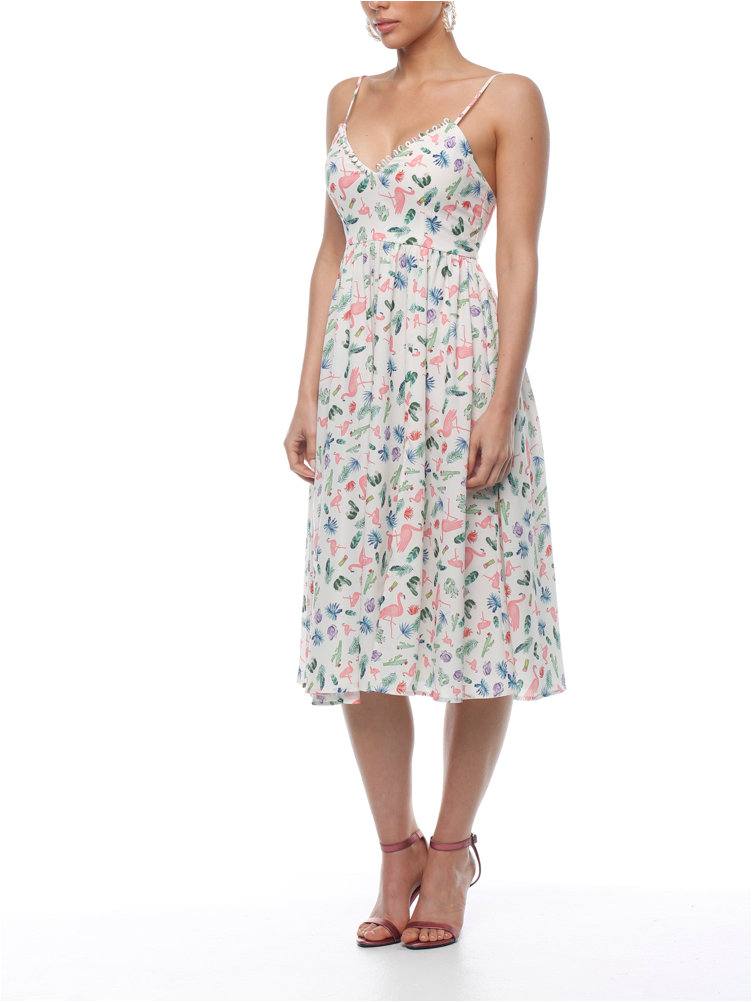 Selena Summer Dress - ZEKA MANFRED