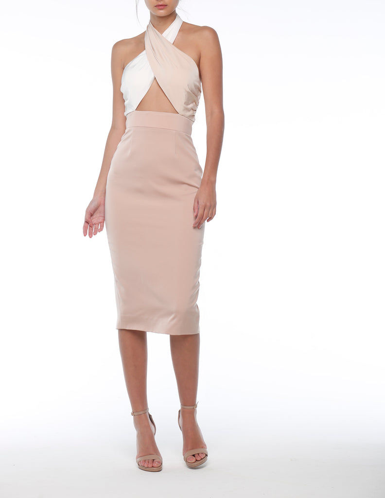 Tyler Dress - ZEKA MANFRED