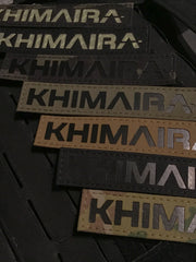 Patch Cordura Letters Khimaira