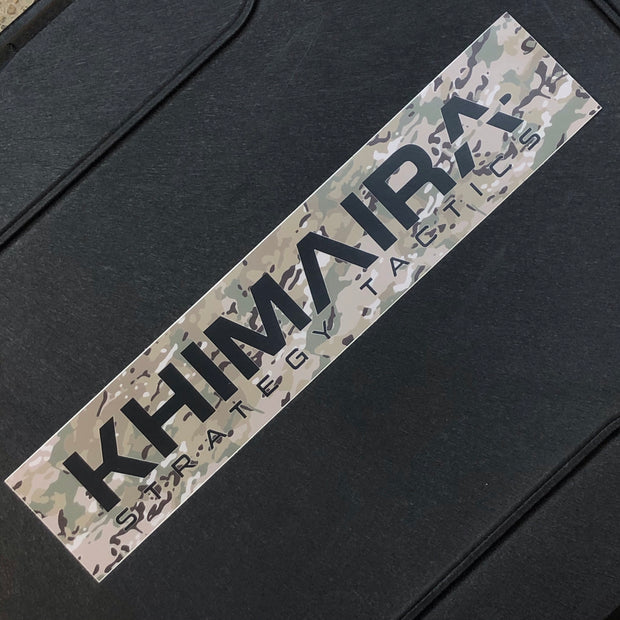 Sticker KHIMAIRA Multicam Jumbo