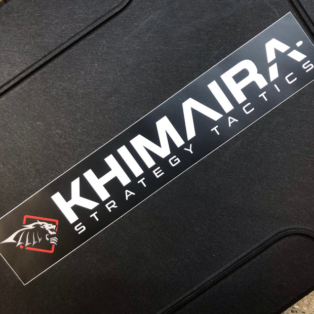Sticker KHIMAIRA Original Mat