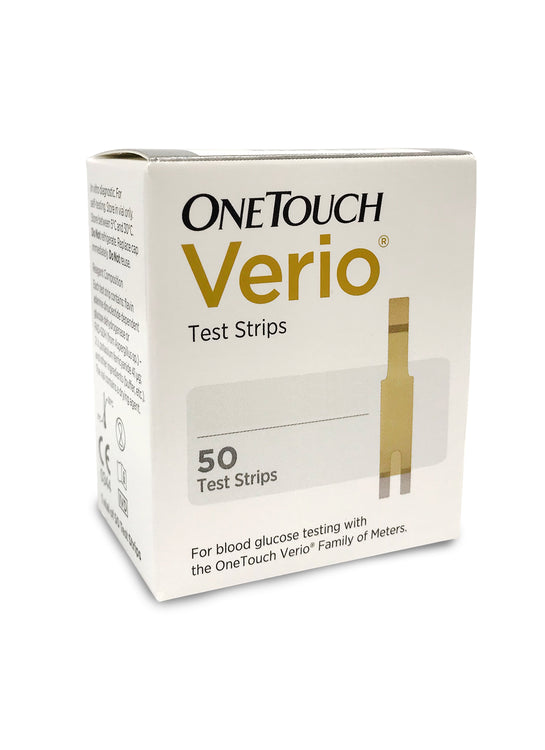 OneTouch Verio® Strips (50)