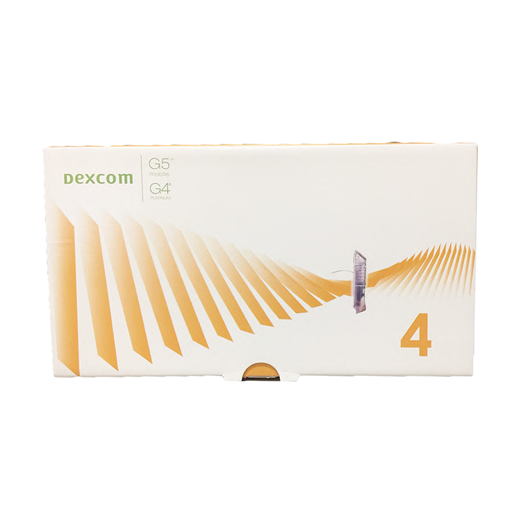 Dexcom G4®/G5® Sensor Pack of 4