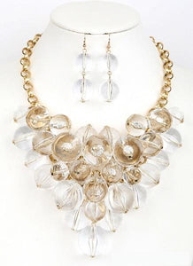 Cluster Bauble Necklace