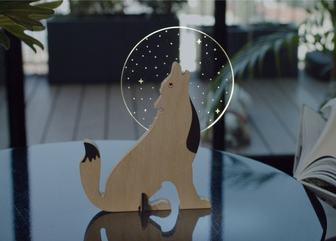 Wolf Portable Lamps