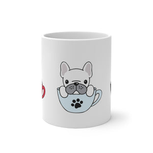 Dog Color Changing Mug