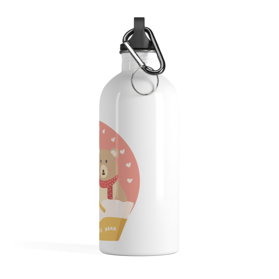 Little Bear Stainless Steel Water Bottle