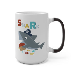 Shark Color Changing Mug