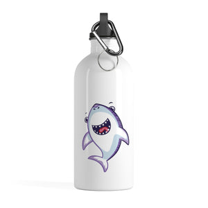 Shark Surf Stainless Steel Water Bottle