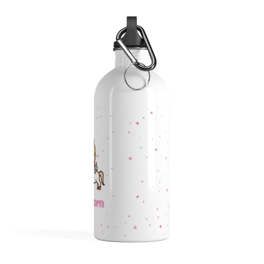 Unicorn Stainless Steel Water Bottle