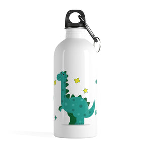 Brachiosaurus Stainless Steel Water Bottle