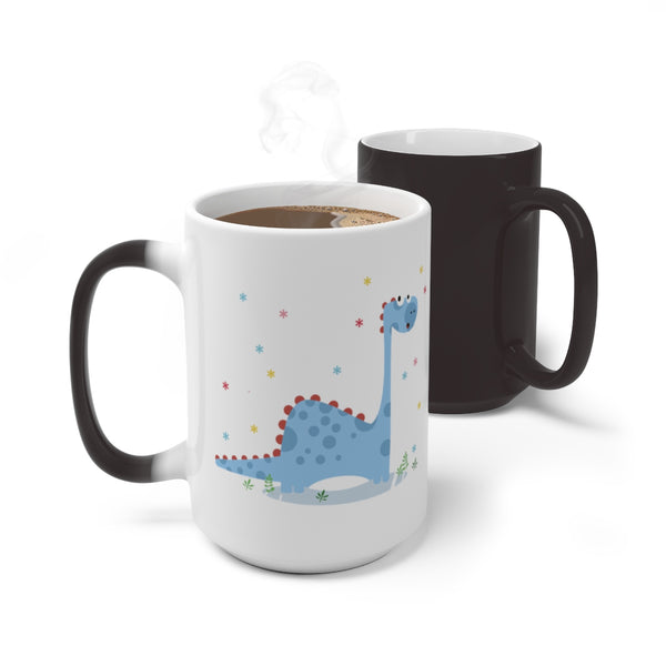 Brachiosaurus Color Changing Mug