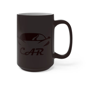 Car Color Changing Mug