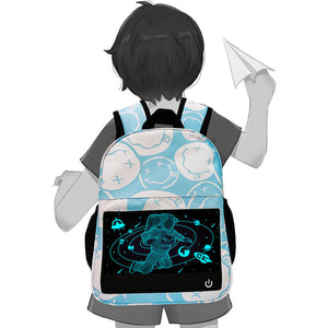 Astronaut Glow in the dark backpack