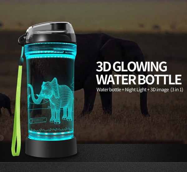 Elephant  Water Bottles