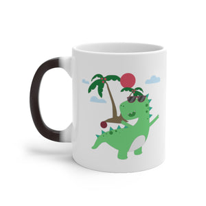 T REX Color Changing Mug