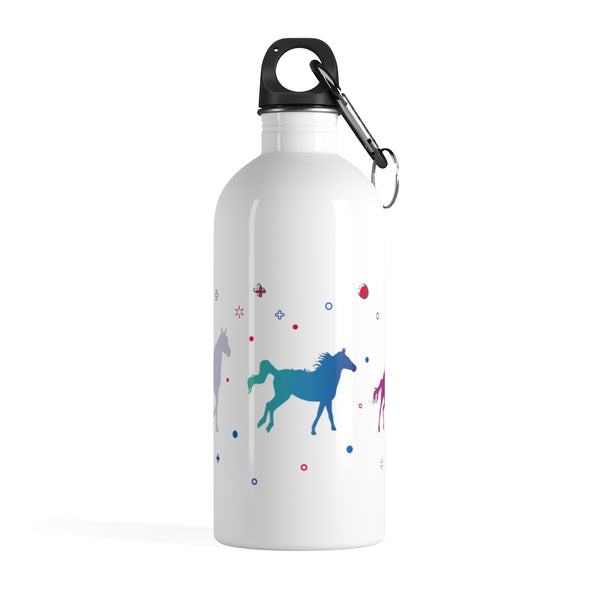 Horse Stainless Steel Water Bottle
