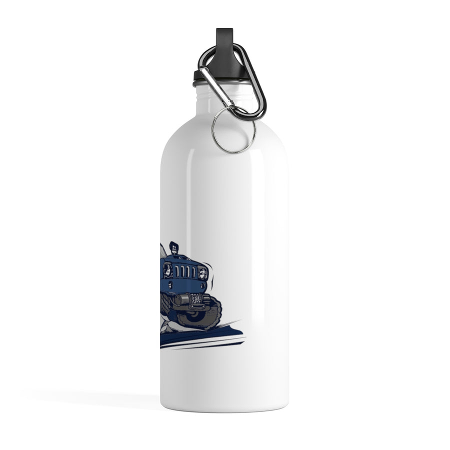 SUV Truck Stainless Steel Water Bottle