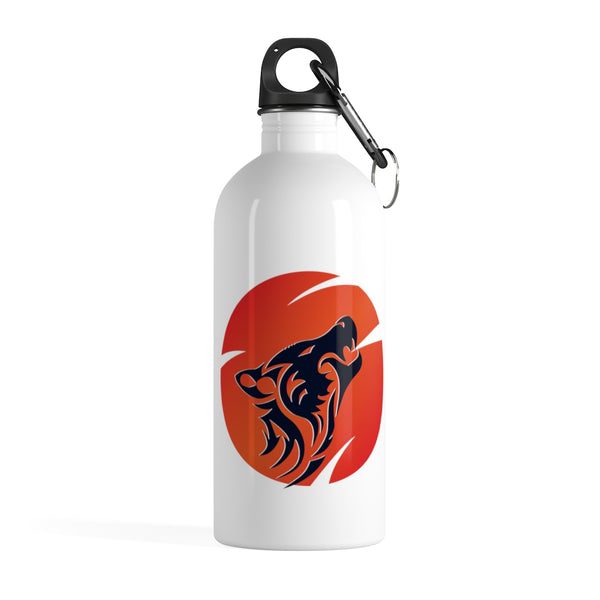 Wolf Totem Stainless Steel Water Bottle